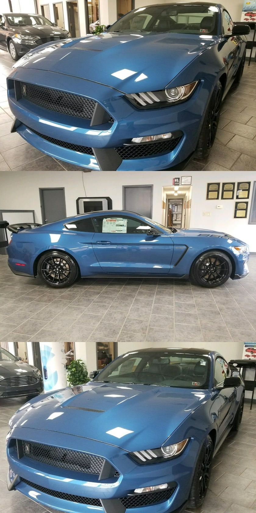 Brand New 2019 Ford Mustang Shelby Gt350 Is An Incredible Deal