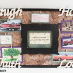 Law of Attraction Vision Board! - Designed Decor I have not had one of these in years. It's time to remake!!