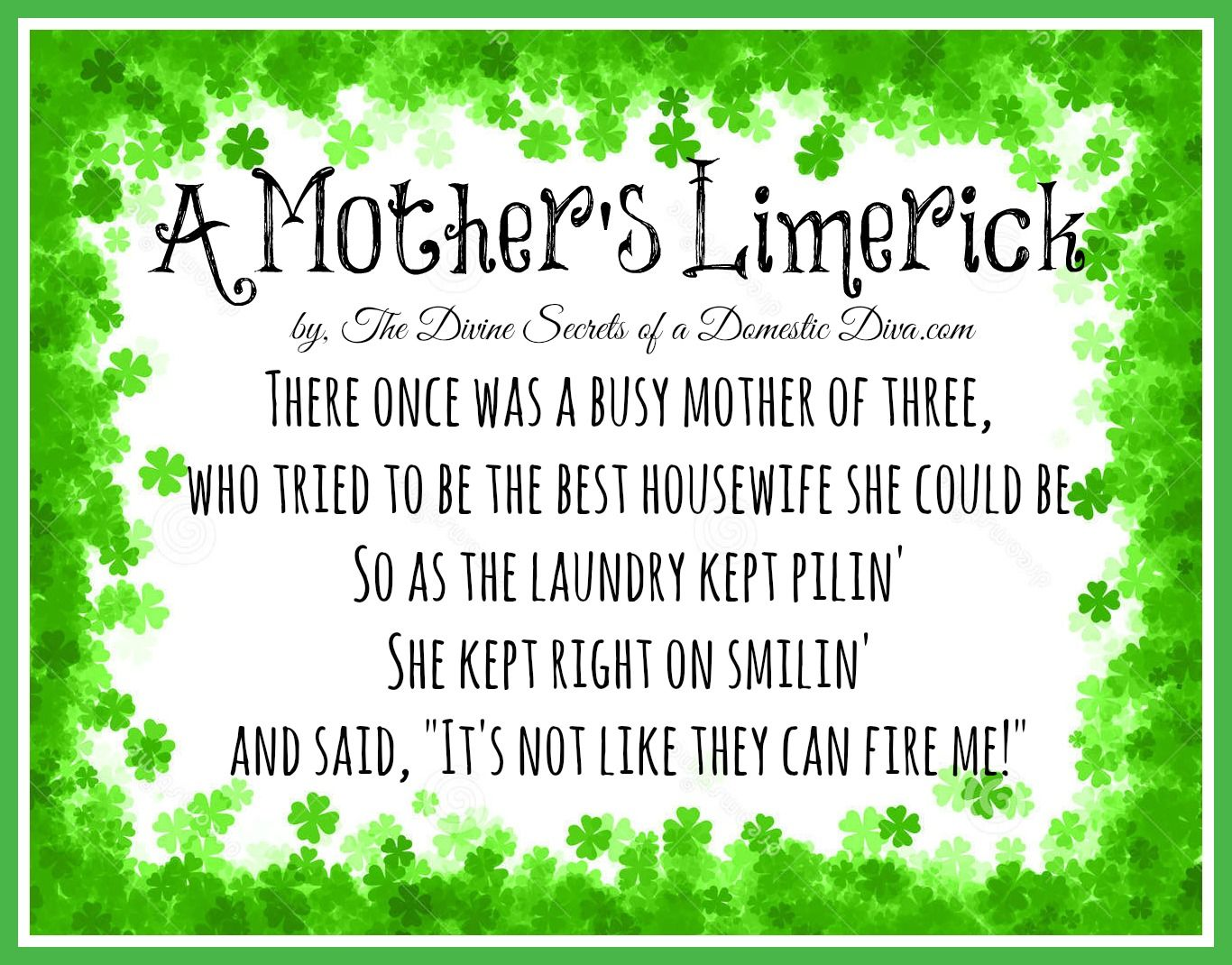 St Patricks Day Poems Funny 2