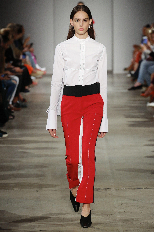 65ec3eeefdff Aquilano.Rimondi Spring 2018 Ready-to-Wear Fashion Show