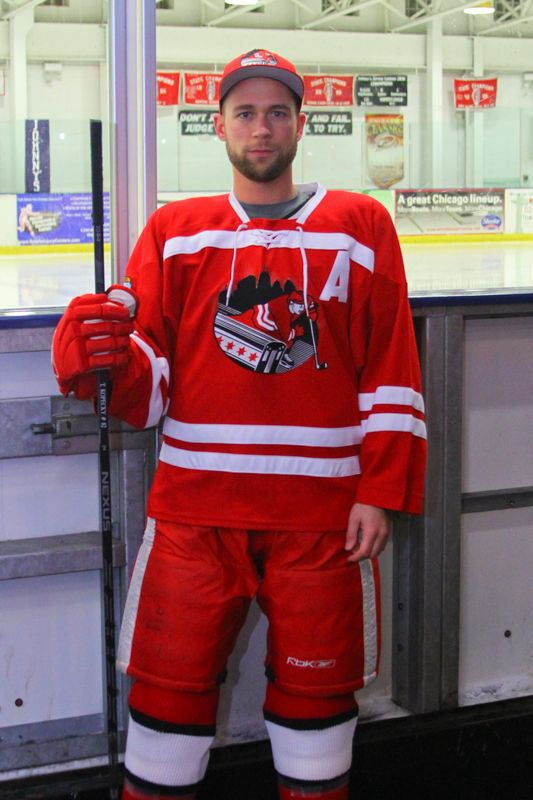 Chicago Gay Hockey Association - Andrew Sobotka #7 - Nickname: Sobo  Position: Defense  Orientation: Gay Male - See more: http://chicagogayhockey.org/players/profiles/