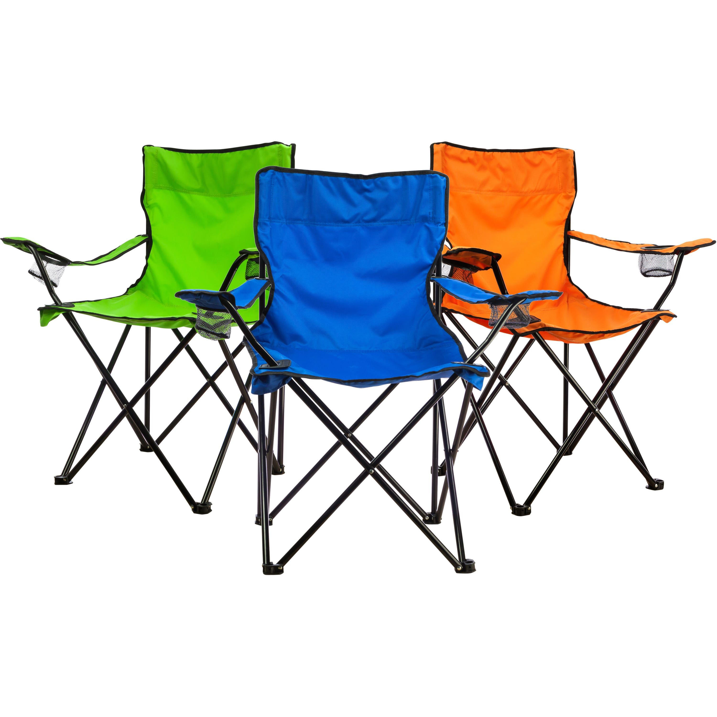 Giveaway Folding Chair with Carrying Bags Advertising