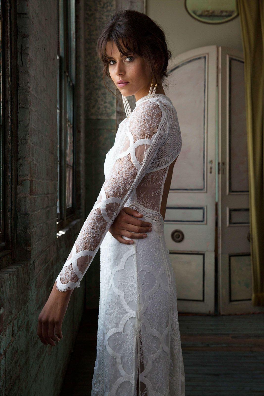 Untraditional wedding dresses  BLANC  Gowns Wedding dress and Wedding