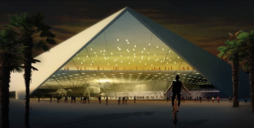 BIG: miami beach convention center proposal