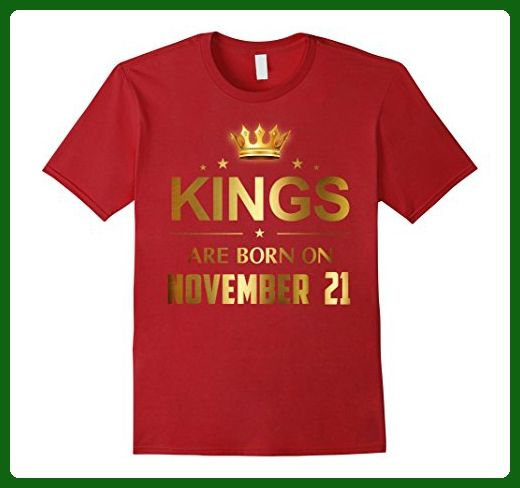 Mens Kings Are Born On November 21