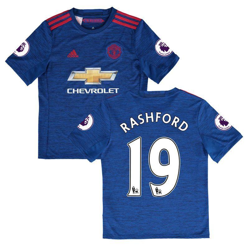 Marcus Rashford Manchester United adidas Youth 2016/17