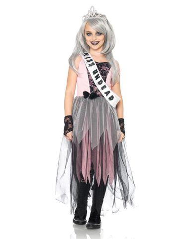 Zombie Prom Queen Child Costume Halloween Pinterest Zombie - halloween costume girl ideas
