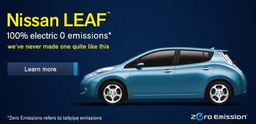 Zero-emissions. 100% electric.