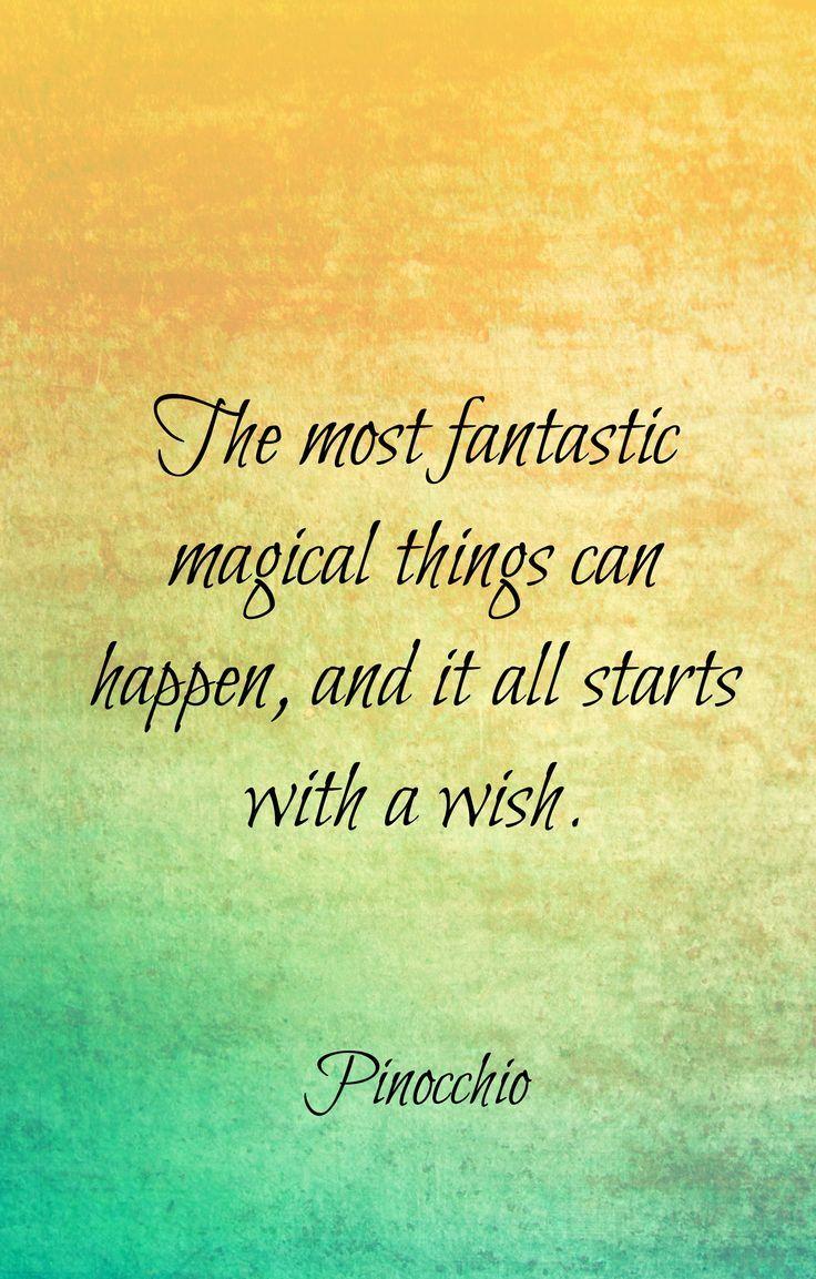 Wish Quotes Disney Quotes  Google Search  Disney ❤  Pinterest  Disney
