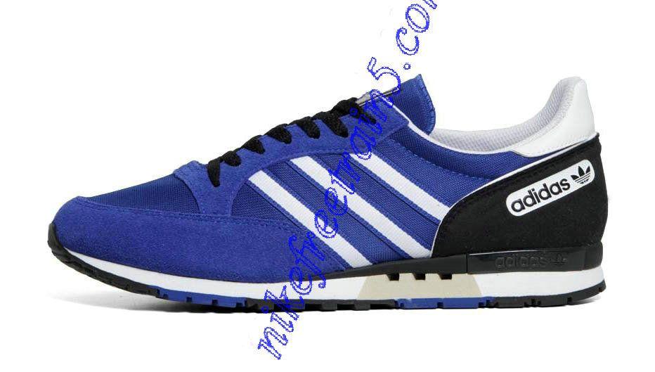 Adidas Originals Phantom True Blue White Vapour Running