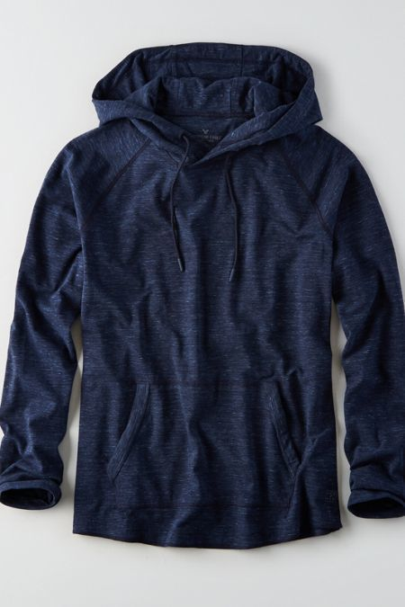 c880fbc4c American Eagle Outfitters AEO Active Hoodie T-Shirt | Men's Clothing ...