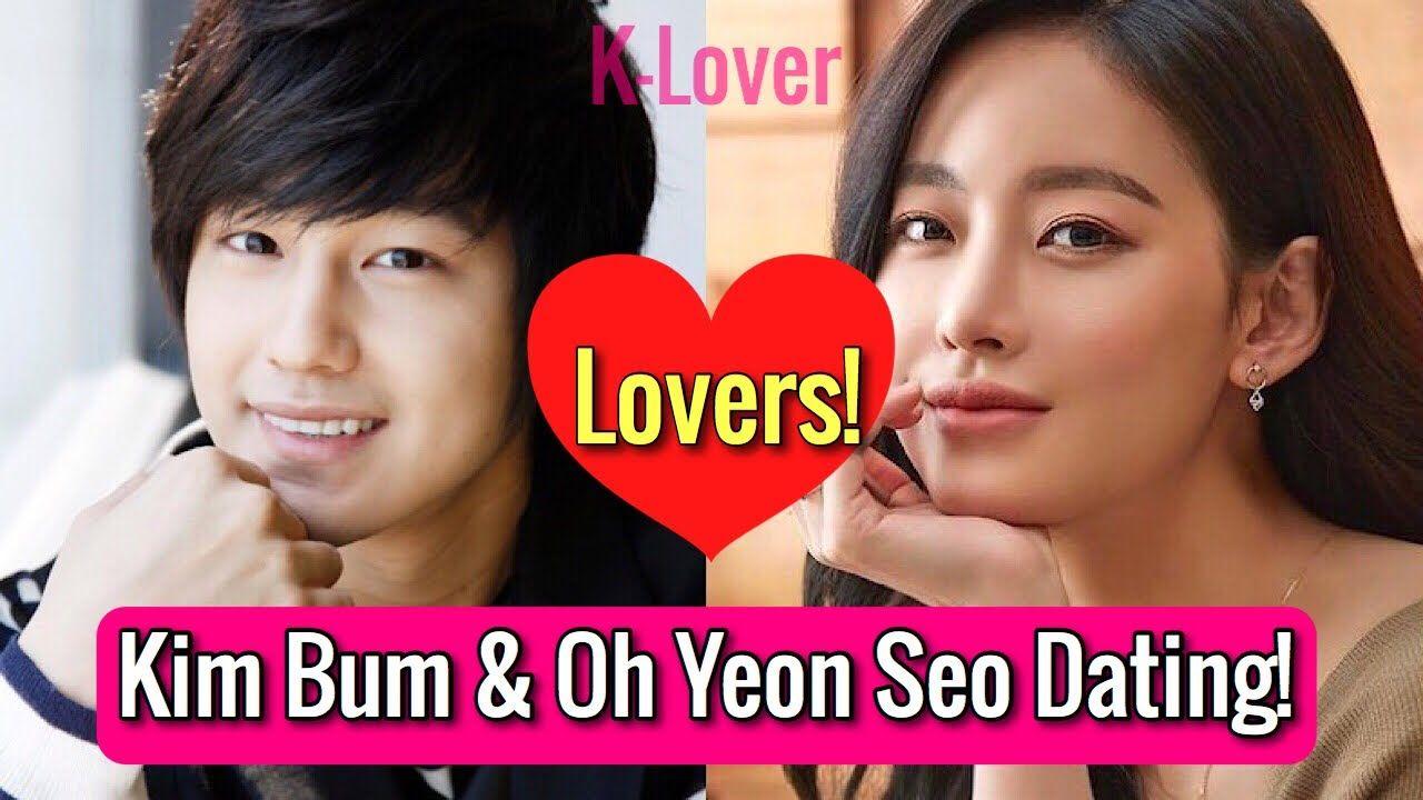 Lee joon kiss oh yeon seo dating