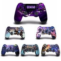 Game Fortnite PS4 Controller Skin Sticker Cover For Sony PS4