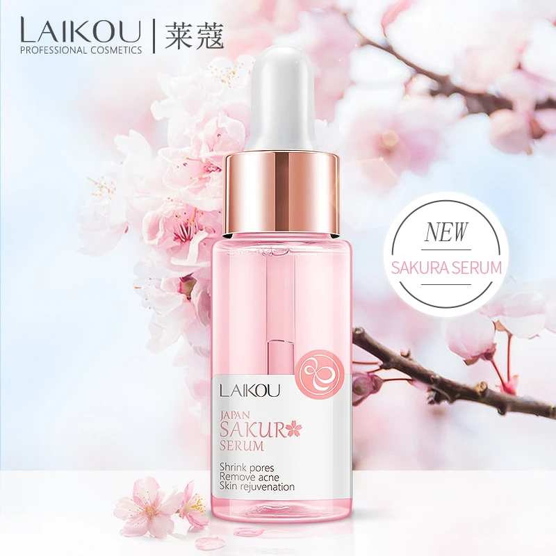 Skin Rejuvenation Serum Shrink Pores Oil Control Products Acne Skin