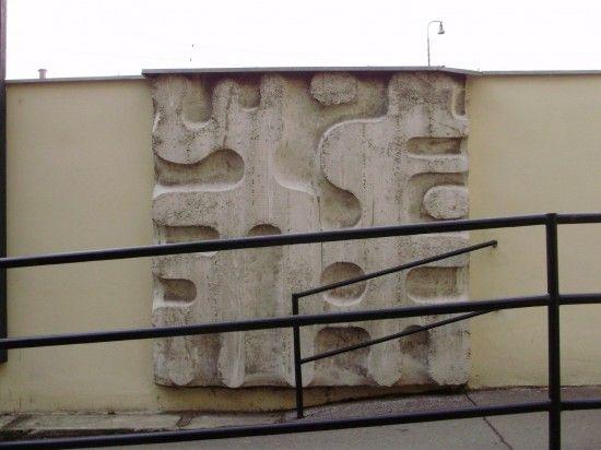 Reliéfy  Juraj Rusňák 1969