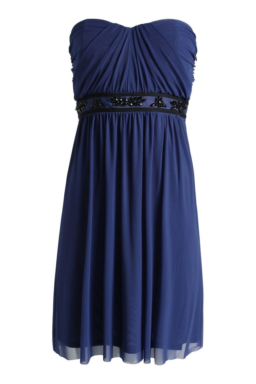 corsagen-kleid mit schmucksteinen | kleider, formelle