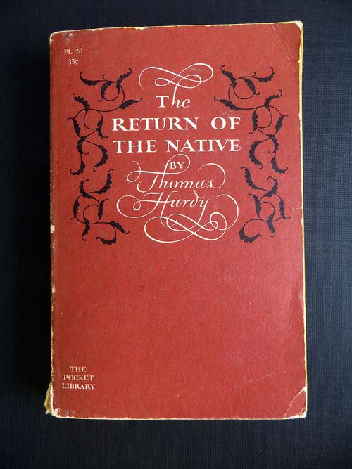 an analysis of diction in the return of the native by thomas hardy Much has been said, pro and con, about hardy's style in his fiction  thomas  hardy  theme of the return of the native point of view of the return of the  native  hardy's narrative style makes use of several kinds of imagery, including  a.