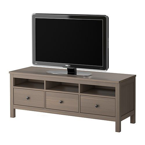 HEMNES  Tv-taso, valkoinen | IKEA