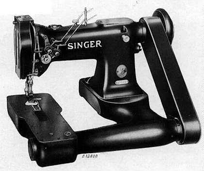 Singer 134W6