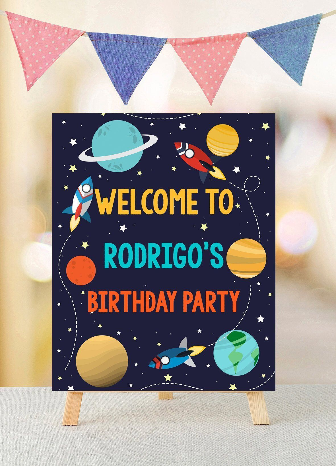 Outer Space Welcome sign, Printable Welcome sign, Outer Space birthday, Space birthday party, Space party decor, Outer Space Party decor #outerspaceparty Outer Space Welcome sign, Printable Welcome sign, Outer Space birthday sign, Welcome Sign printable, Space birthday party, Space party decor, Outer Space Party decor INSTANT DOWNLOAD - No physical item will be shipped  Printable Outer Space Welcome to birthday party with editable text (the name) - As soon as you have completed your purchase you #outerspaceparty