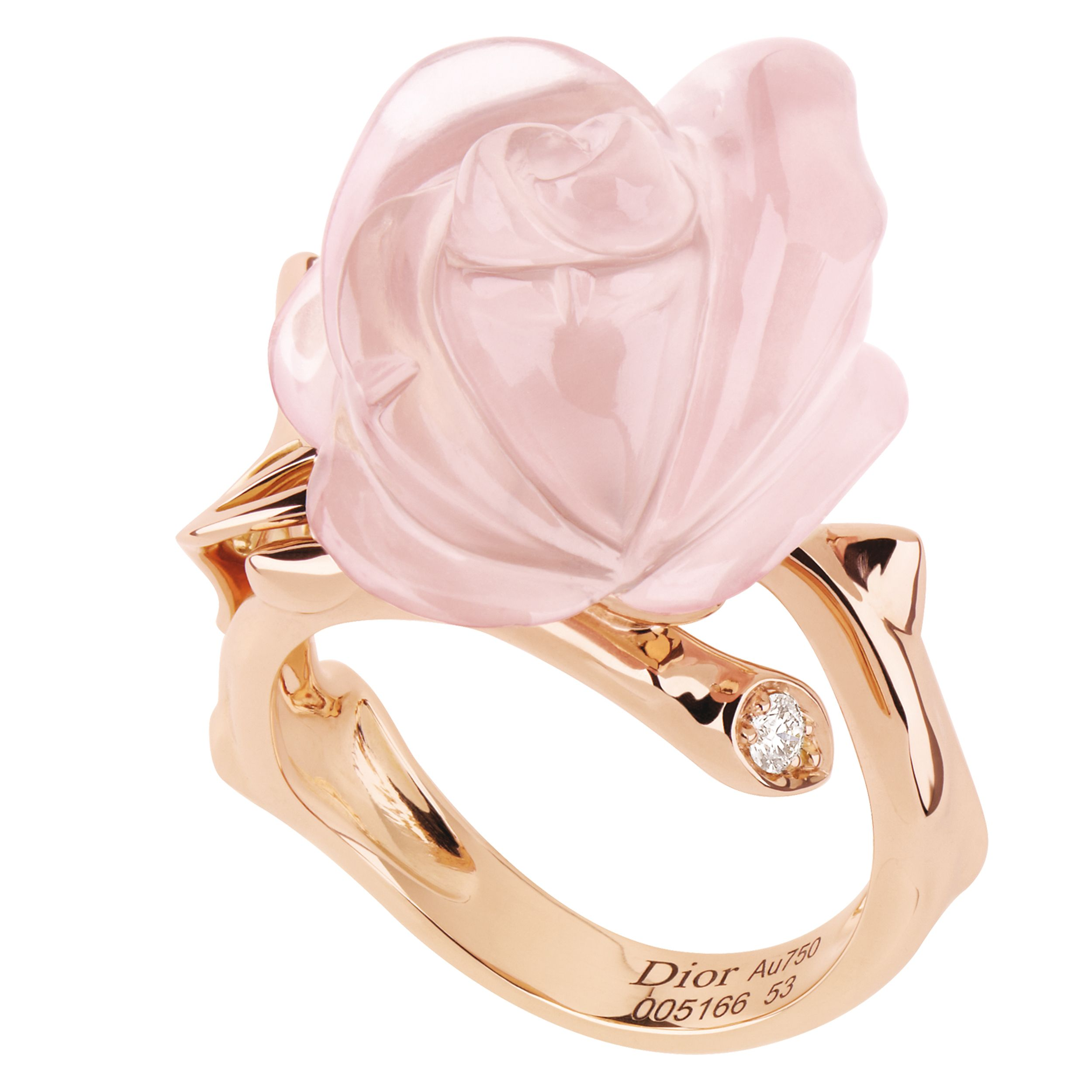 Rose Dior Pré Catelan / Collections / Jewelry / JEWELRY AND ...