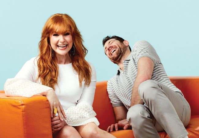 """Billy Eichner and Julie Klausner may play """"Difficult People"""