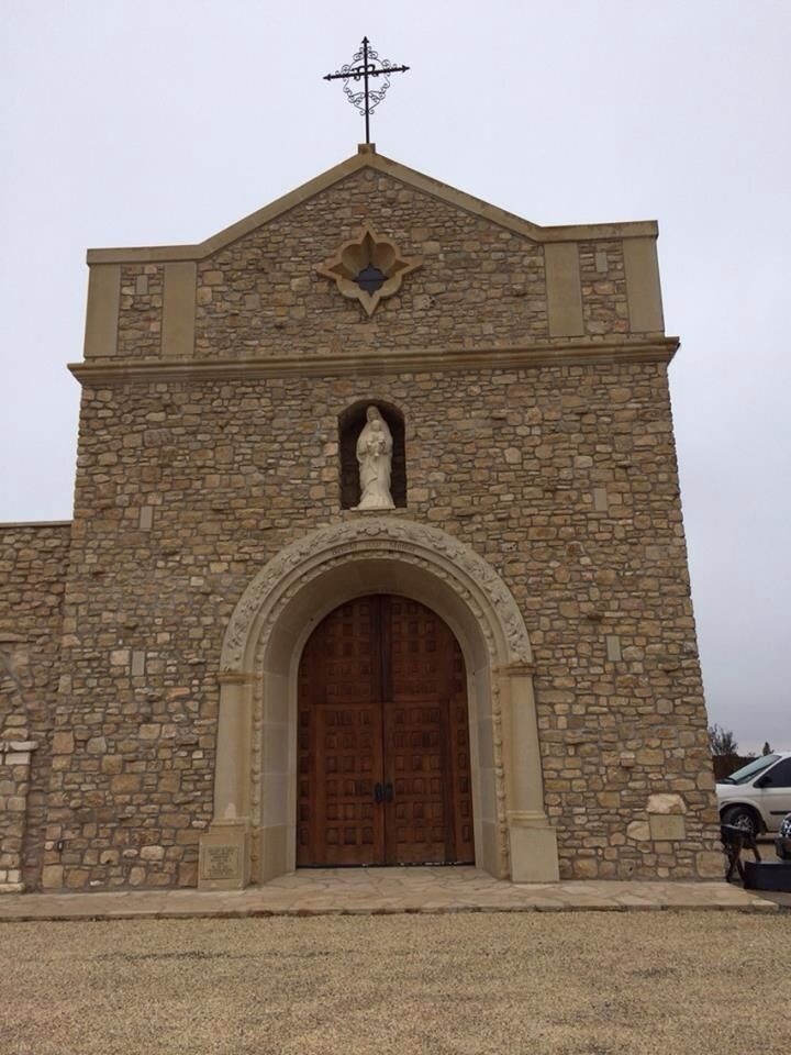 Our Lady of Grace Monastery in Christoval, Tx  | All Things