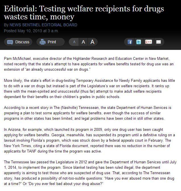 Pin On Drug Testing Welfare Recipients