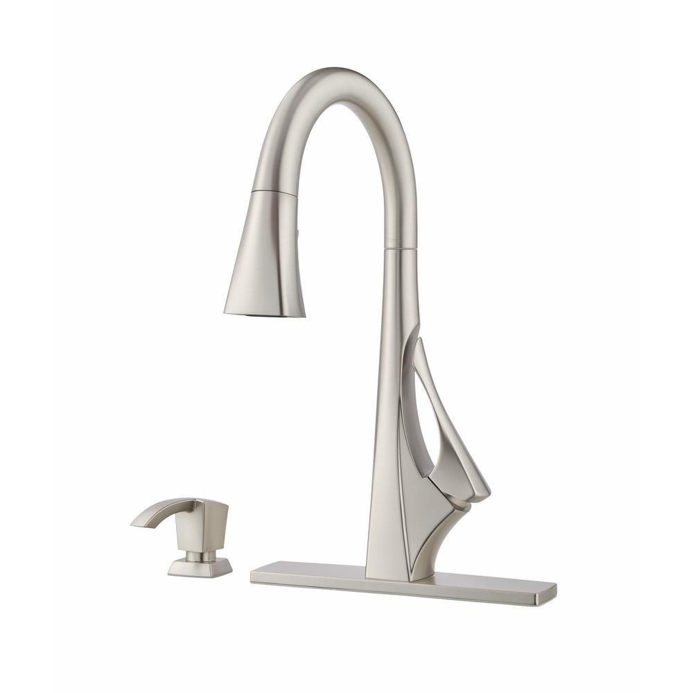 Faucet I Want Pfister Venturi Single Handle Pull Down Sprayer