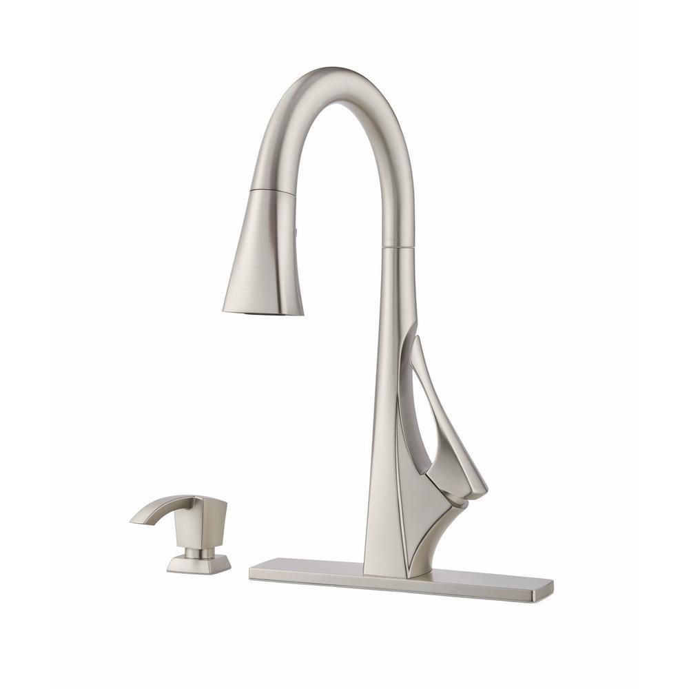 Faucet I Want Pfister Venturi Single Handle Pull Down Sprayer