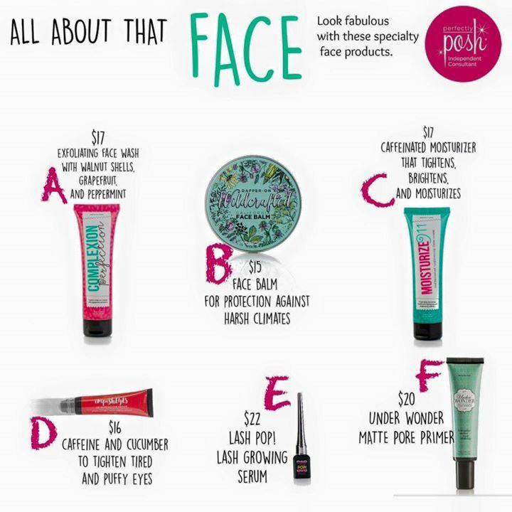 Perfectly Posh specialty face products! https://jenniferbonti.po.sh/front  #eyelashserum #eyelashes #beauty #spa #skincare #primer #faceprimer #makeupprimer #moisturize #perfectlyposh #pamperyourself