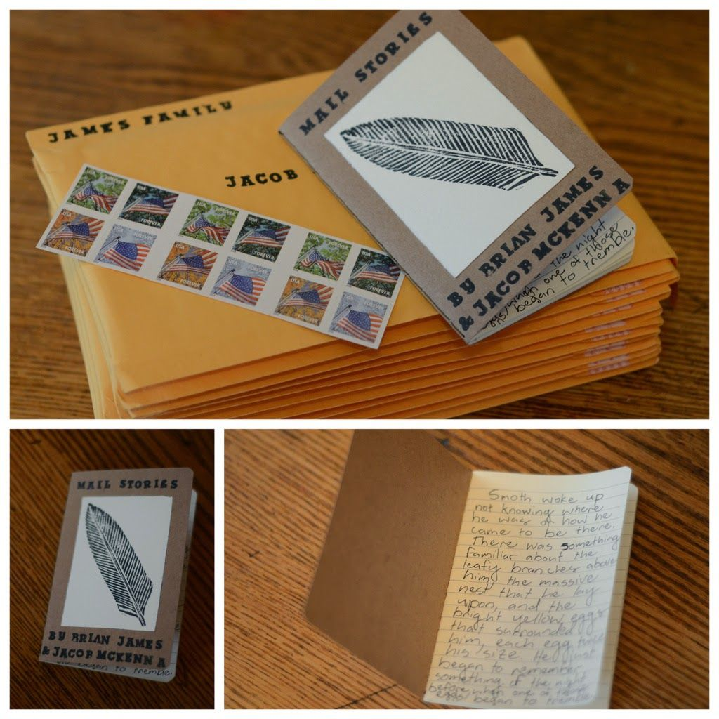 Sea Kettle Diaries Mail Stories