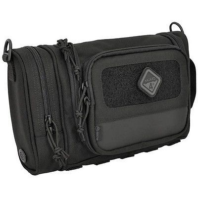 Other Camping Hygiene Accs 181400: Hazard4 Rvl-Crd-Blk Reveille Rugged Grooming Kit Heavy-Duty Toiletry Bag Black -> BUY IT NOW ONLY: $45.99 on eBay!