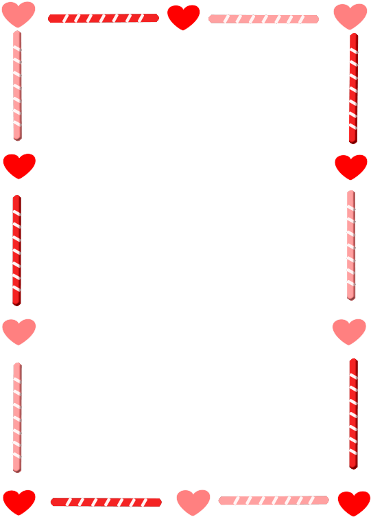 Heart Border Heart Clipart Heart Frame Png Transparent Clipart Image And Psd File For Free Download Heart Border Clip Art Borders Clip Art