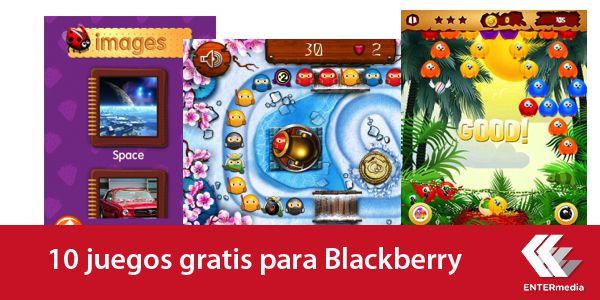 descargar juegos para blackberry