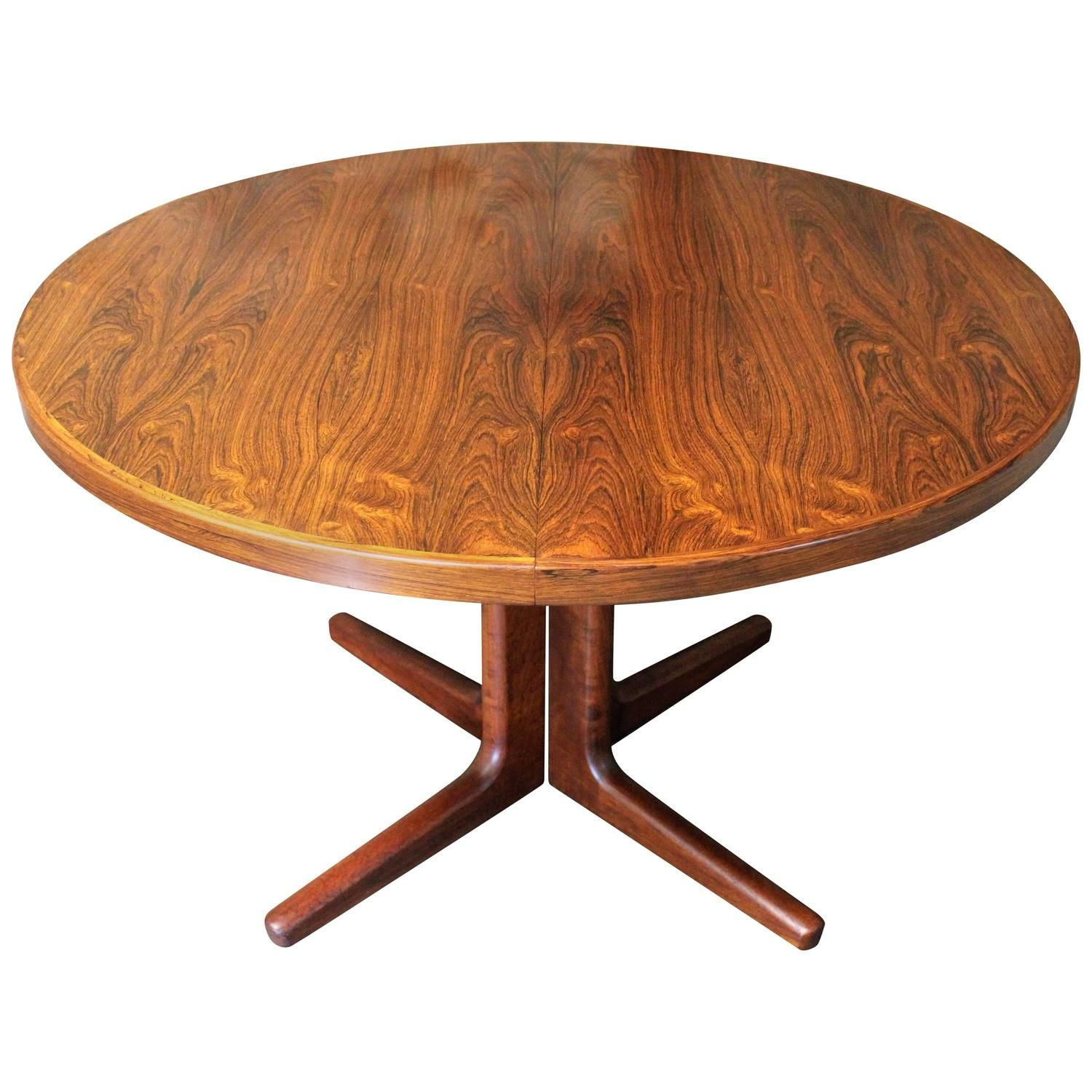 Erik Buck Brazilian Rosewood Dining Table for CJ Rosengaarden