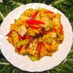 Local Maleny Feta & Butternut Pumpkin Risotto