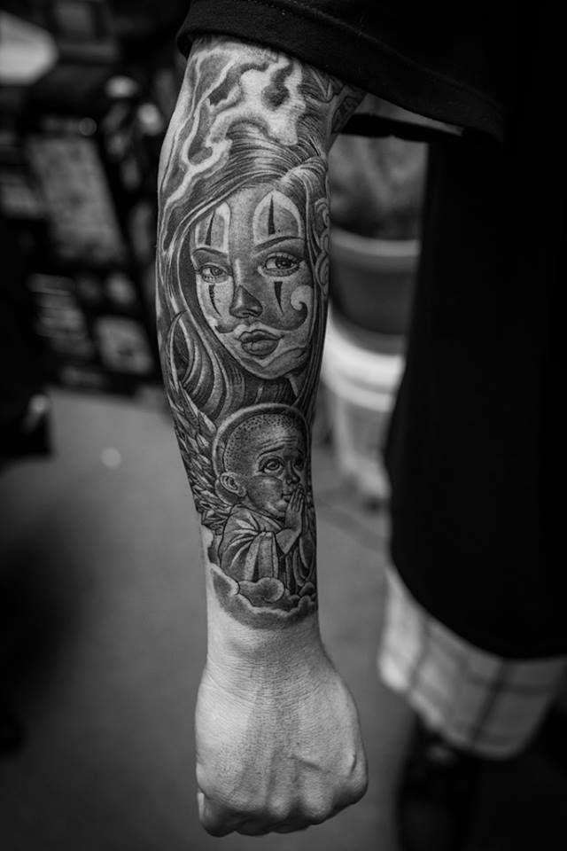 chino brown! | tattoos | pinterest | cartoon tattoos, sleeve tattoos