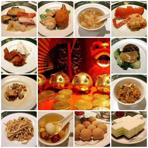 Asian Wedding Food Caterers: Images Of Wedding Banquet Dinner Food