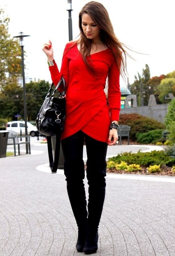Red, red dress | Chicisimo