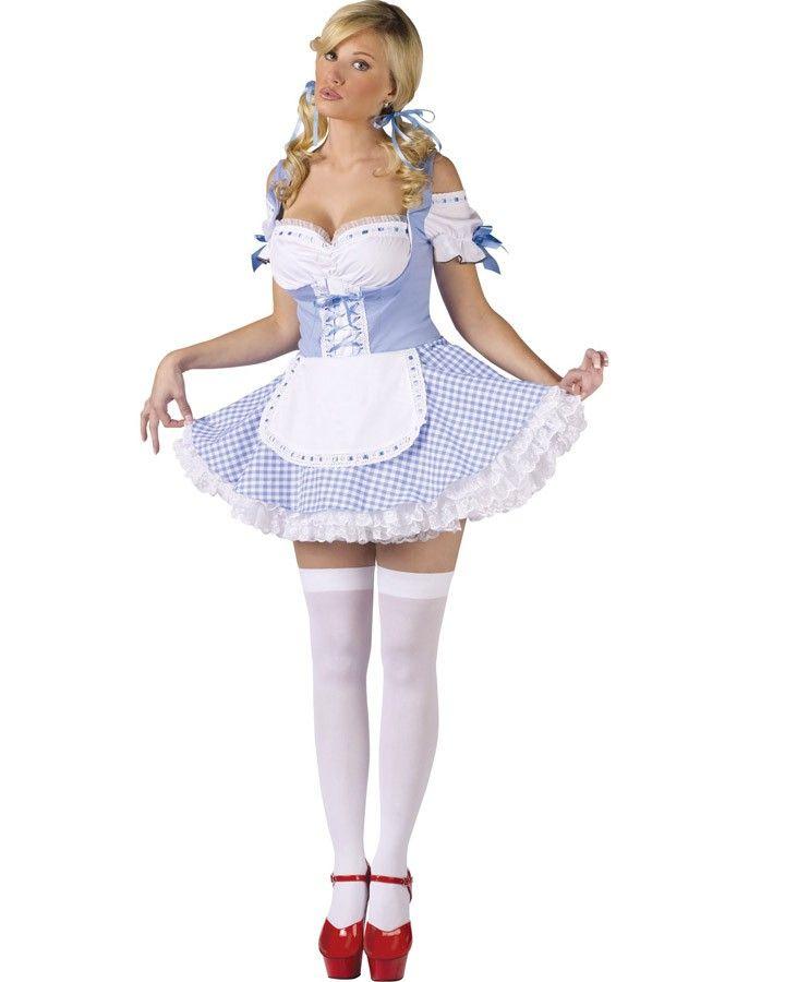 Definitely Dorothy Womens Costume | WIZARD OF OZ