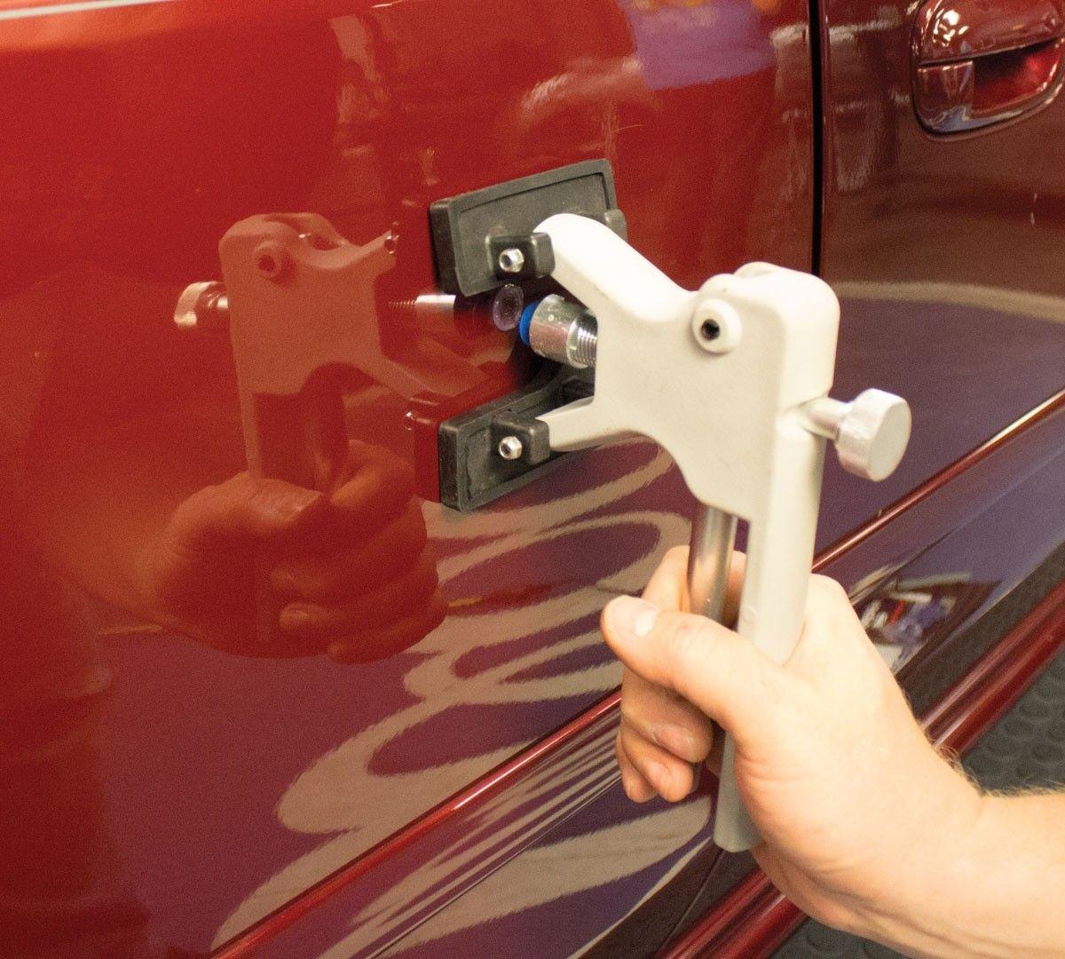 Paintless Dent Repair. Cosmetic Car Repairs. Easy