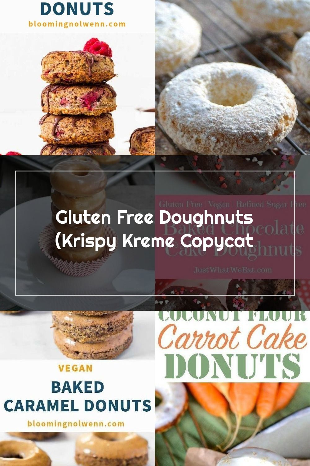 Pin on Gluten Free Donuts