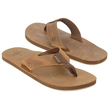 ca7e12d24367 Reef Leather Smoothy Sandals (Bronze Brown) - Men s Sandals - 7.0 M ...