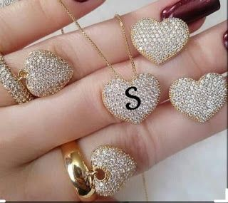 Fashion Home And Beauty Different Types Of Creative Nail Art Designs S Letter Images Stylish Alphabets S Love Images