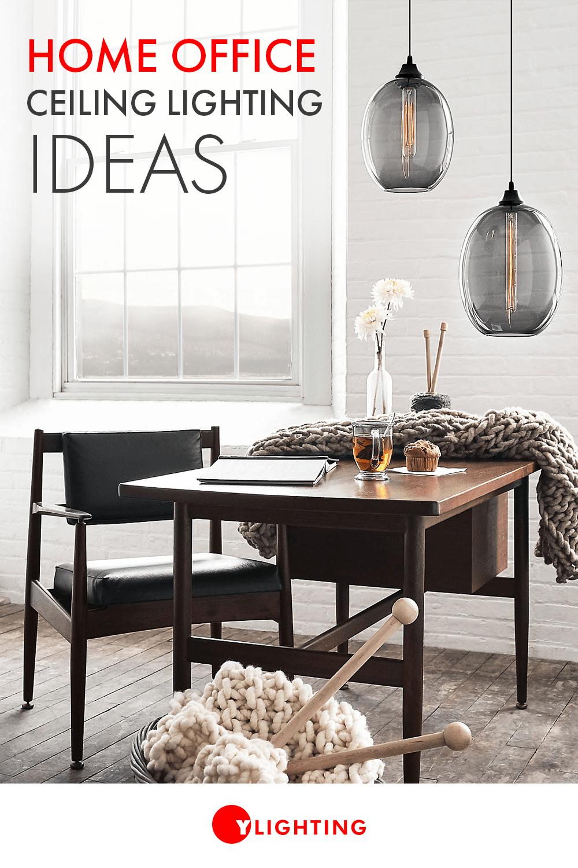 100 Modern Office Lighting Ideas In