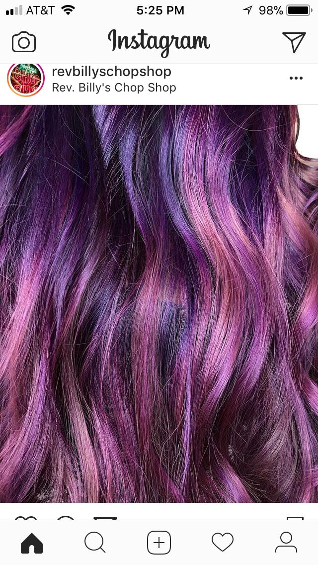 Pin By Amanda Hamrick On Hair Dye Dyed Hair Hair Color Hair