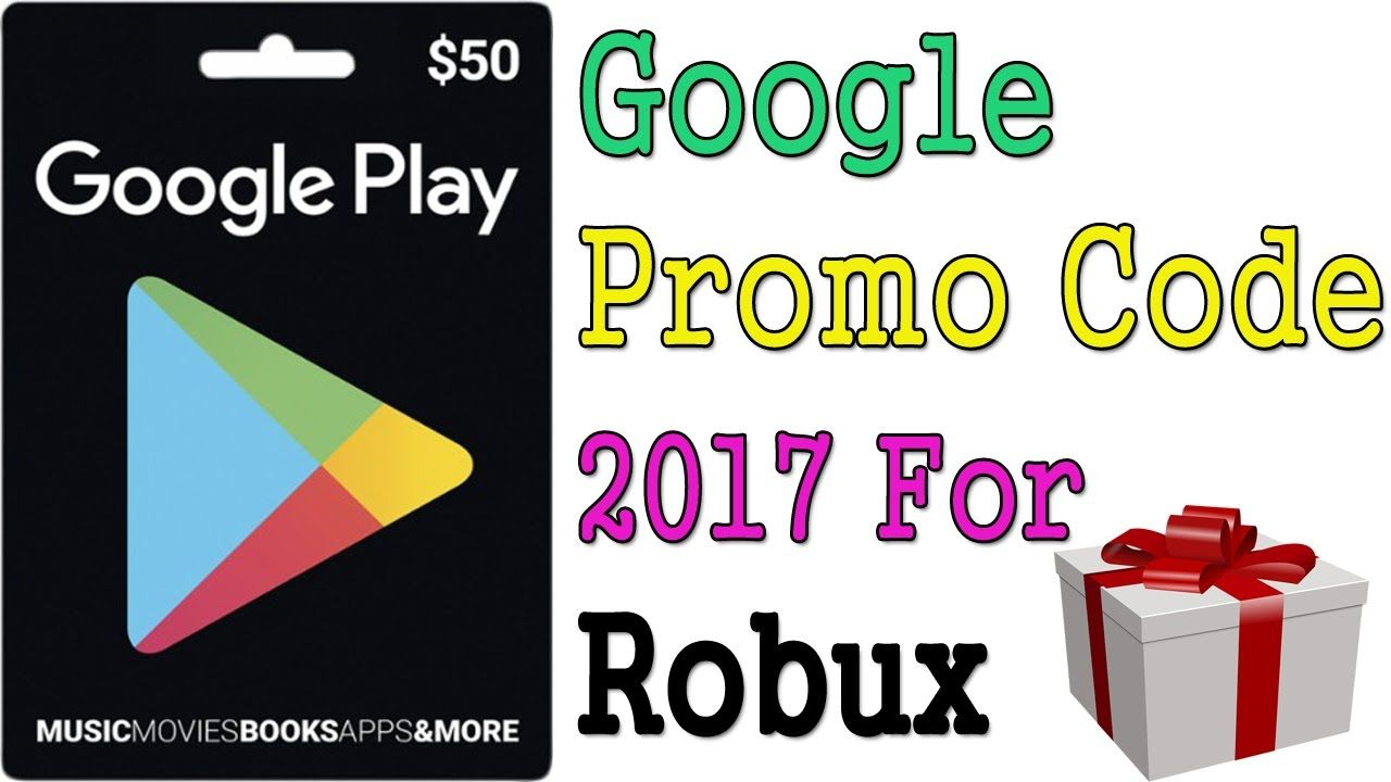 Roblox promo code free roblox unlimited gift card code - How To Get Free Google Play Promo Code Free Google Play Gift Card Ro