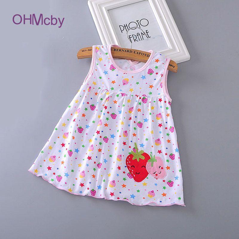 2016 Nueva Lindo Vestidos Bebes Ninas Bebes De Algodon Ropa Dress