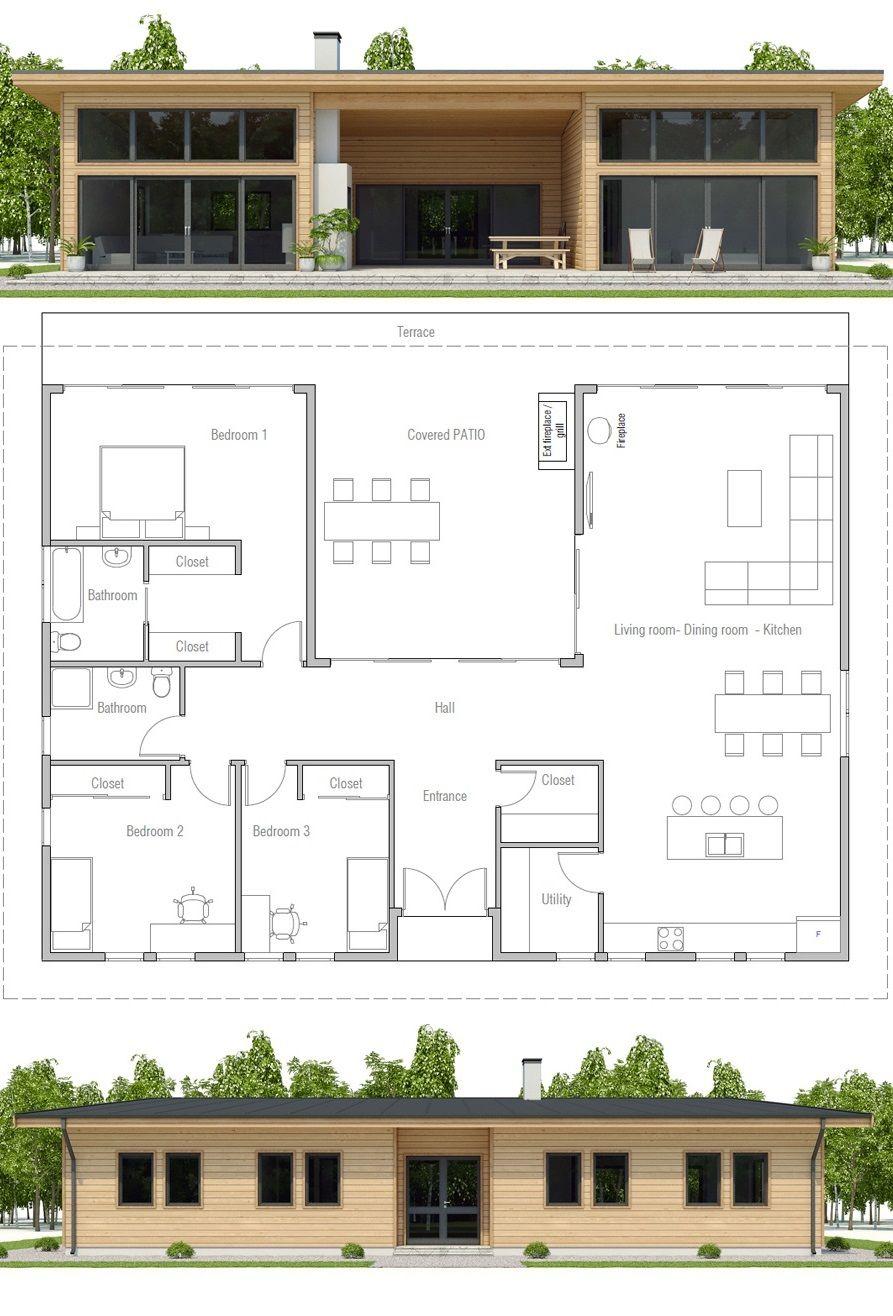 House Plan 2018 14x10